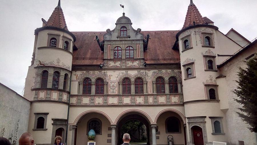 Cesta do Konstanz, ustanovení ECF