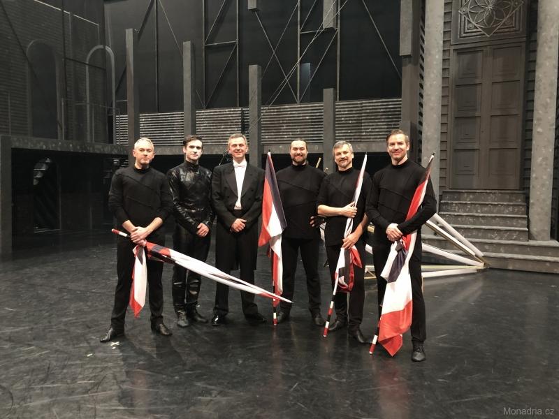 Premiéra Romeo a Julie 8.3.2019